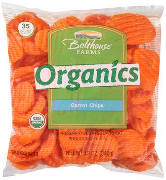 Bolthouse Farms® Organics Carrot Chips 12 oz. Bag