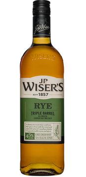 J.P. WISER'S® Triple Barrel Canadian Rye Whisky