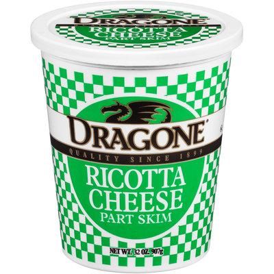 Dragone® Part Skim Ricotta Cheese 32 oz. Tub