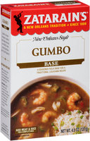 Zatarain's® Gumbo Base 4.5 oz. Box