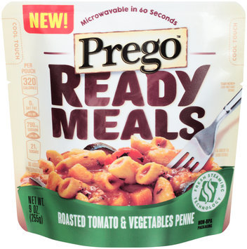 Prego™ Ready Meals Roasted Tomato & Vegetables Penne 9 oz. Pouch