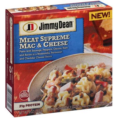 Jimmy Dean® Meat Supreme Mac & Cheese 9 oz. Box
