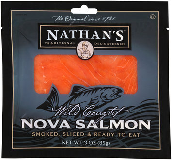Nathan's™ Wild Caught Nova Salmon 3 oz. Pack