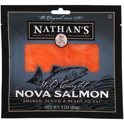 Nathan's™ Wild Caught Nova Salmon 3 oz. Pack