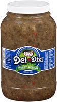 Del-Dixi® Sweet Relish 1 gal. Plastic Jar