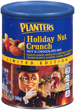 Planters Holiday Nut Crunch 21 oz. Canister