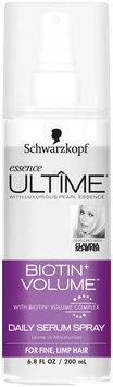 Schwarzkopf Essence Ultime® Biotin+ Volume™ Daily Serum Spray 6.8 fl. oz. Spray Bottle