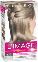 Clairol L'Image Ultimate Colour 820 Medium Beige Blonde 1 Kit