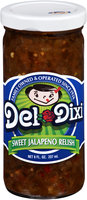 Del-Dixi® Sweet Jalapeno Relish 8 fl. oz. Jar