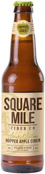 Square Mile Cider Co Spur & Vine Hopped Apple Cider