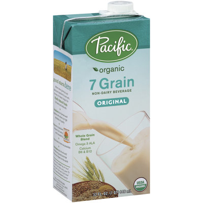 Pacific Organic 7 Grain Low Fat - Original