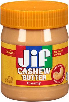 Jif® Creamy Cashew Butter