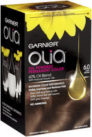Garnier® Olia™ Oil Powered Permanent Haircolor, 6.0 Light Brown