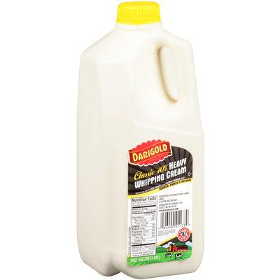 Darigold® Classic 40% Heavy Whipping Cream .5 Gal. Jug