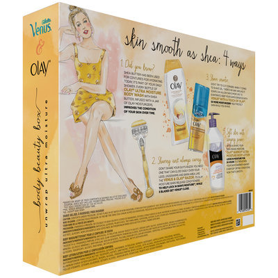 Gillette Venus & Olay Body Beauty Box, 1 Count