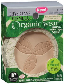 Physicians Formula® Organic Wear® Creamy Natural Organics Pressed Powder 0.3 oz