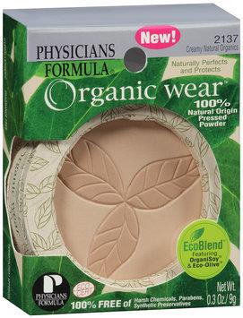 Physicians Formula® Organic Wear® Creamy Natural Organics Pressed Powder 0.3 oz