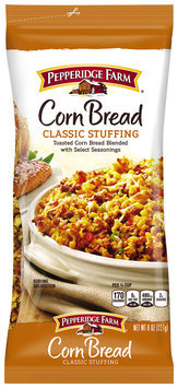 Pepperidge Farm® Corn Bread Classic Stuffing 8 oz. Bag