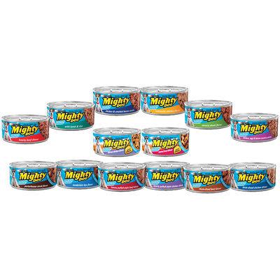 Purina Mighty Dog Dog Food Family Group Shot