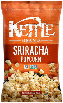 Kettle® Brand Sriracha Popcorn 3.5 oz. Bag
