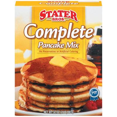 Stater Bros. Complete Pancake Mix 32 Oz Box