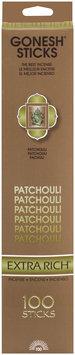 Gonesh® Extra Rich® Patchouli Incense Sticks 100 ct Box