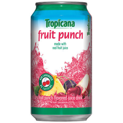 Tropicana® Fruit Punch Flavored Juice Drink