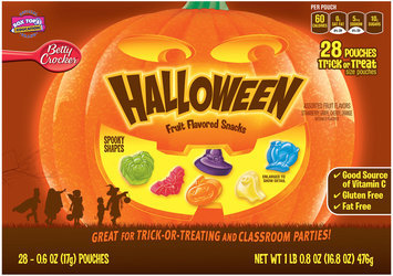 Betty Crocker™ Halloween Fruit Flavored Snacks