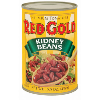 Red Gold Kidney Beans 15.5 Oz Can