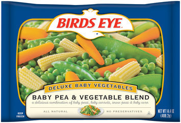 Birds Eye® Baby Pea & Vegetable Blend 14.4 oz. Bag