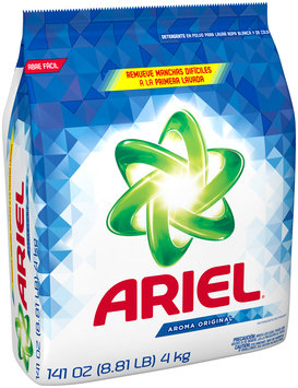 Ariel Powder Original Scent 141 ounces 28 Loads