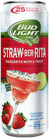 Bud Light® Straw-Ber-Rita 25 fl. oz. Can