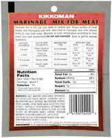 KIKKOMAN For Meat Marinade Mix 1 OZ PEG