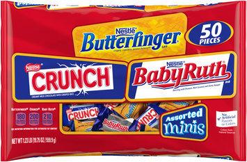nestlé assorted miniatures candy bars