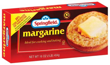 Springfield  Margarine 16 Oz Box