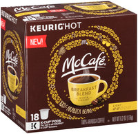 McCafe Breakfast Blend Coffee K-Cup® Pods 18 ct Box