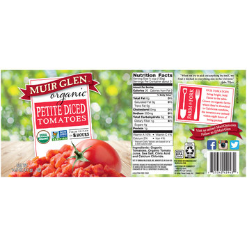 Muir Glen™ Organic Petite Diced Tomatoes 14.5 oz. Can