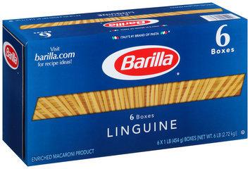 Barilla® Linguine 6-1 lb. Boxes