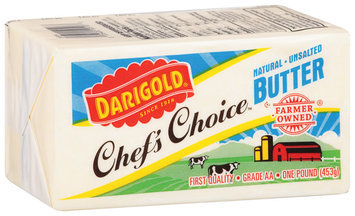 Darigold® Chef's Choice™ Butter 1 Lb Package
