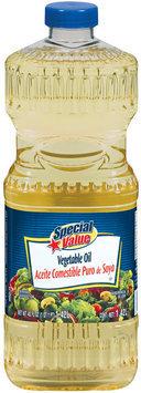 Special Value  Vegetable Oil 48 Oz Plastic Bottle