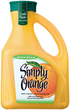 Simply Orange® Grove Made Orange Juice