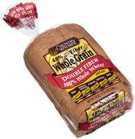 Country Kitchen® Whole Grain Double Fiber 100% Whole Wheat 24 oz. Bag