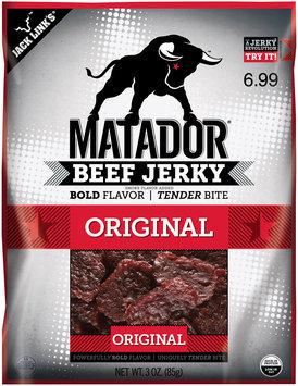 Matador® Original Beef Jerky $6.99 Prepriced 3 oz. Bag