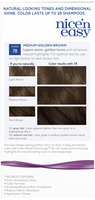 Clairol Nice 'n Easy Non-Permanent  78 Medium Golden Brown Hair Color Kit