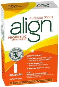 Align® B. infantis 35624 Probiotic Supplement Capsules 28 ct Box