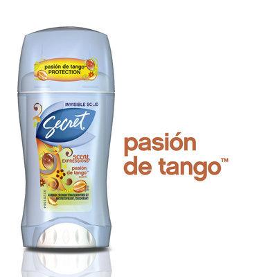 Secret® Scent Expressions Pasion de Tango Invisible Solid Antiperspirant & Deodorant 1.6 oz. Stick