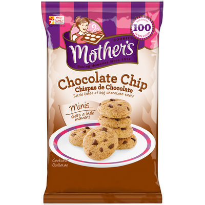 Mother's® Chocolate Chip Cookies 12 oz. Bag