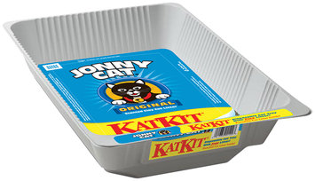 Jonny Cat® KatKit® Disposable Cat Tray with Free Litter