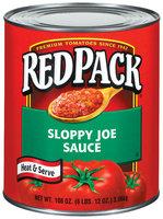 RedPack  Sloppy Joe Sauce 108 Oz Can