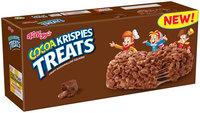 Kellogg's® Cocoa Krispies Treats™ Crispy Marshmallow Squares 8-0.7 oz. Box